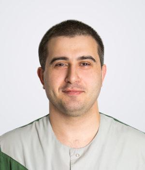 Омаров Тимур Владимирович хирург-имплантолог стоматология на щелковской