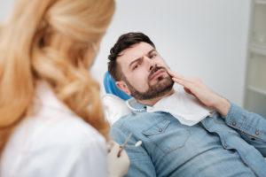 Острая зубная боль - что делать?