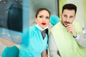 Перфорация зуба: симптомы и лечение