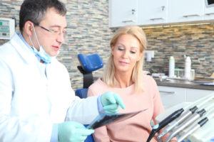Профилактика образования зубного налета
