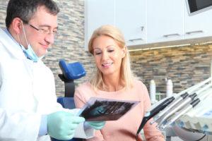 Как лечится трещина в эмали зуба