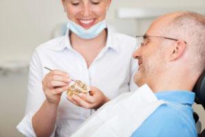 Почему мы предлагаем установить съемные зубные протезы