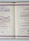 Сертификат Литвинова Юлия Александровна