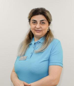 Асатурова Майя Рачиковна стоматолог терапевт ВАО Москва Щелковская