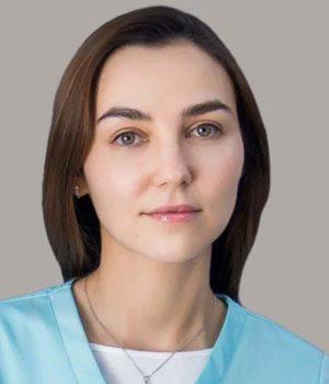 Морозова Валерия Сергеевна